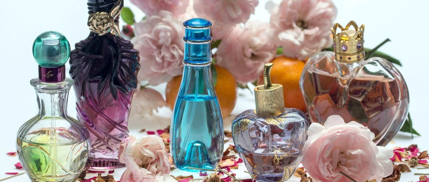 Flowers Which Rules Over The Perfume Industry