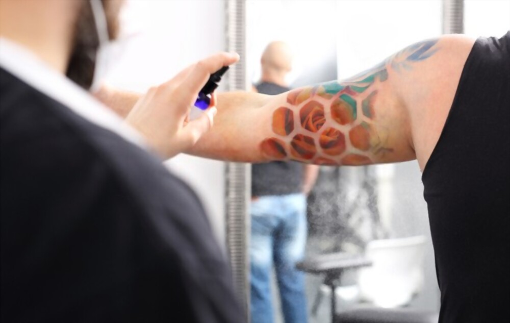 Golden Tips To Take Care Of Your New Tattoo